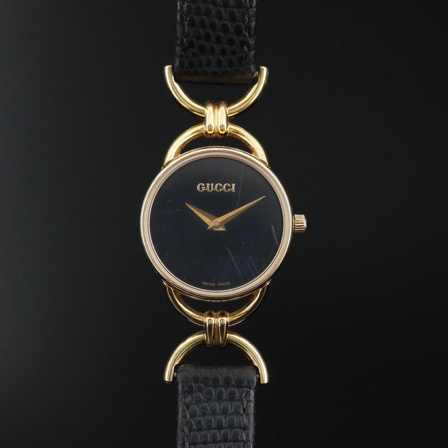 Swiss Gucci Quartz Wristwatch