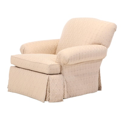 Montag's Upholstered Lounge Chair