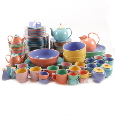 "Lindt-Stymeist ""Colorways"" Stoneware Dinnerware and Serveware Set"