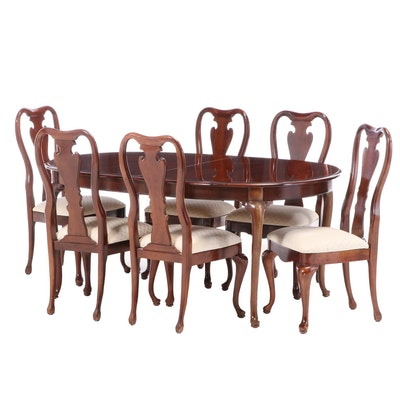 Thomasville Queen Anne Style Dining Set