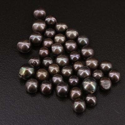 Loose 21.58 CTW Pearls