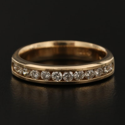14K 0.50 CTW Diamond Band