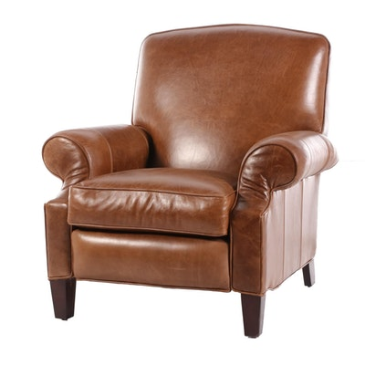Craftwork Leather Reclining Chair