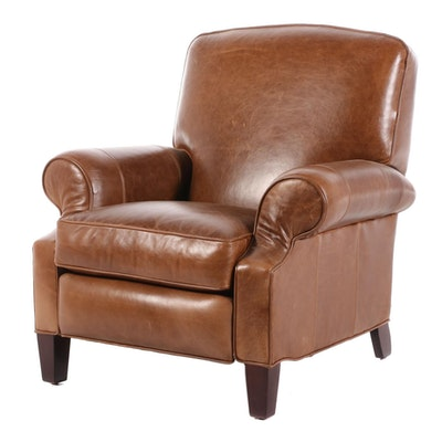 Craftwork Leather Recliner Chair