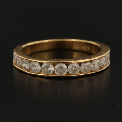 14K 1.00 CTW Diamond Band