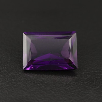 Loose 6.19 CT Amethyst