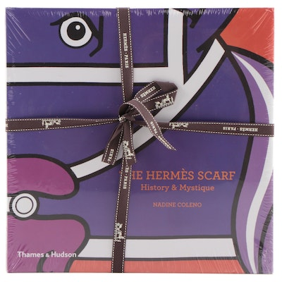 """The Hermès Scarf: History & Mystique"" by Nadine Coleno, 2010"