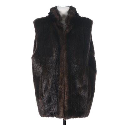 Donna Salyer's Fabulous Furs Faux Fur Vest