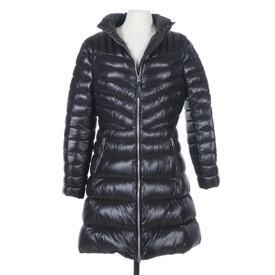 Mackage Black Down Puffer Coat
