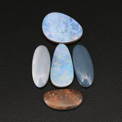 Loose Opal Triplets