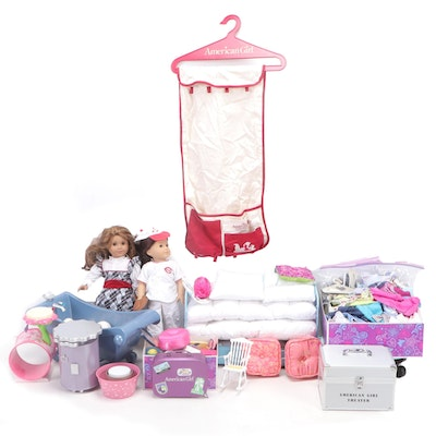 "American Girl 18"" Dolls, Clothing, and Accessories"