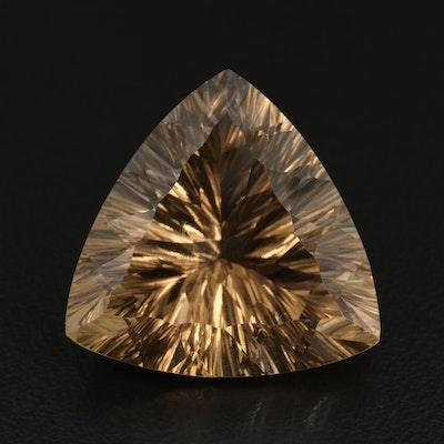 Loose 24.02 CT Smoky Quartz