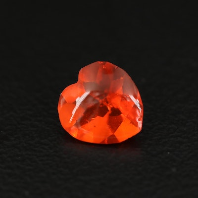 Loose 0.56 CT Fire Opal