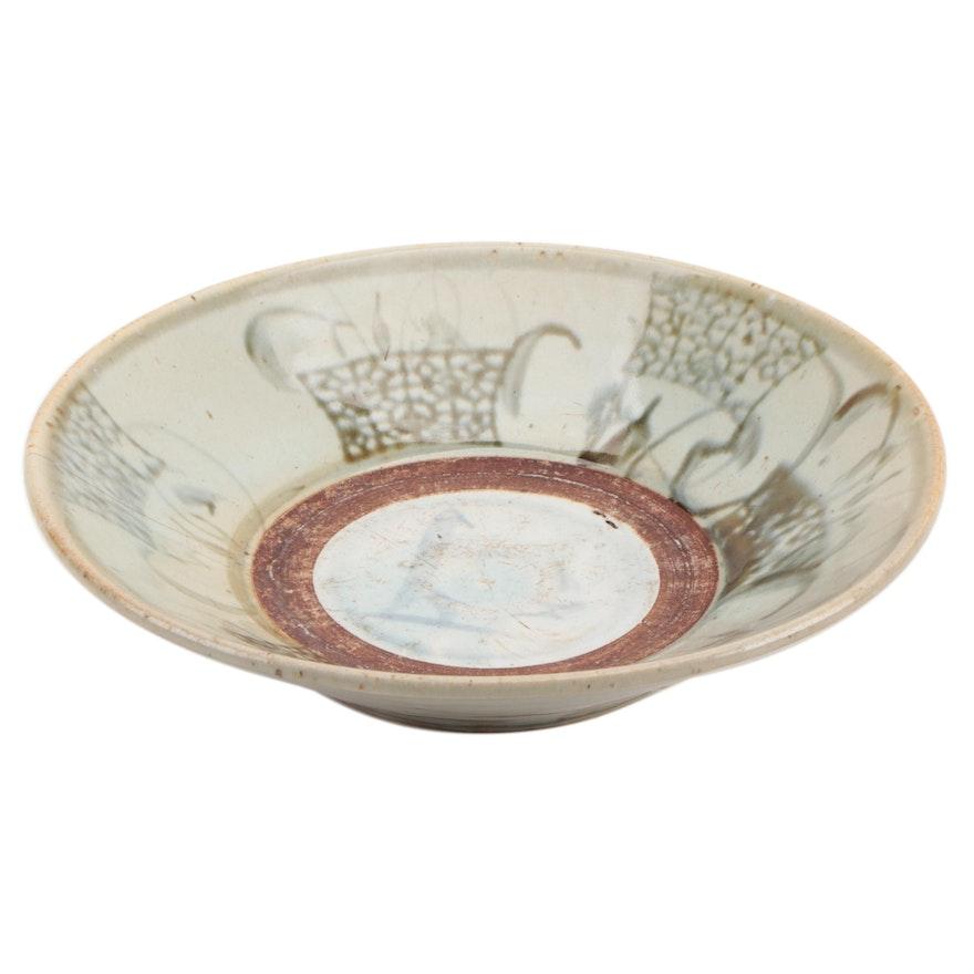 Chinese Swatow Ware Bowl