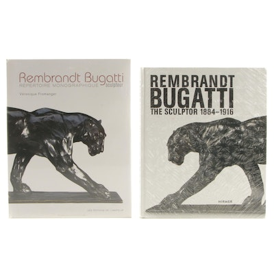 """Rembrandt Bugatti: The Sculptor 1884-1916"" with ""Répertoire Monographique"""