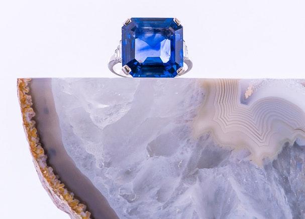 Jewelry Trend: Sapphires