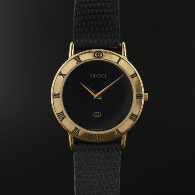 Gucci Swiss Quartz Wristwatch