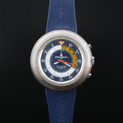 Memosail Valjoux 7737 Chrono Yachting Wristwatch