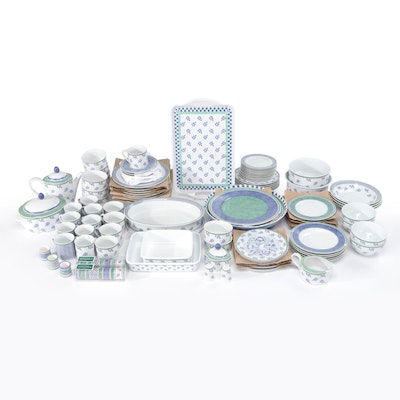 Villeroy & Boch Porcelain Dinnerware and Serveware