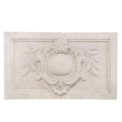 Baroque Style Fiberglass Architectural Wall Decor