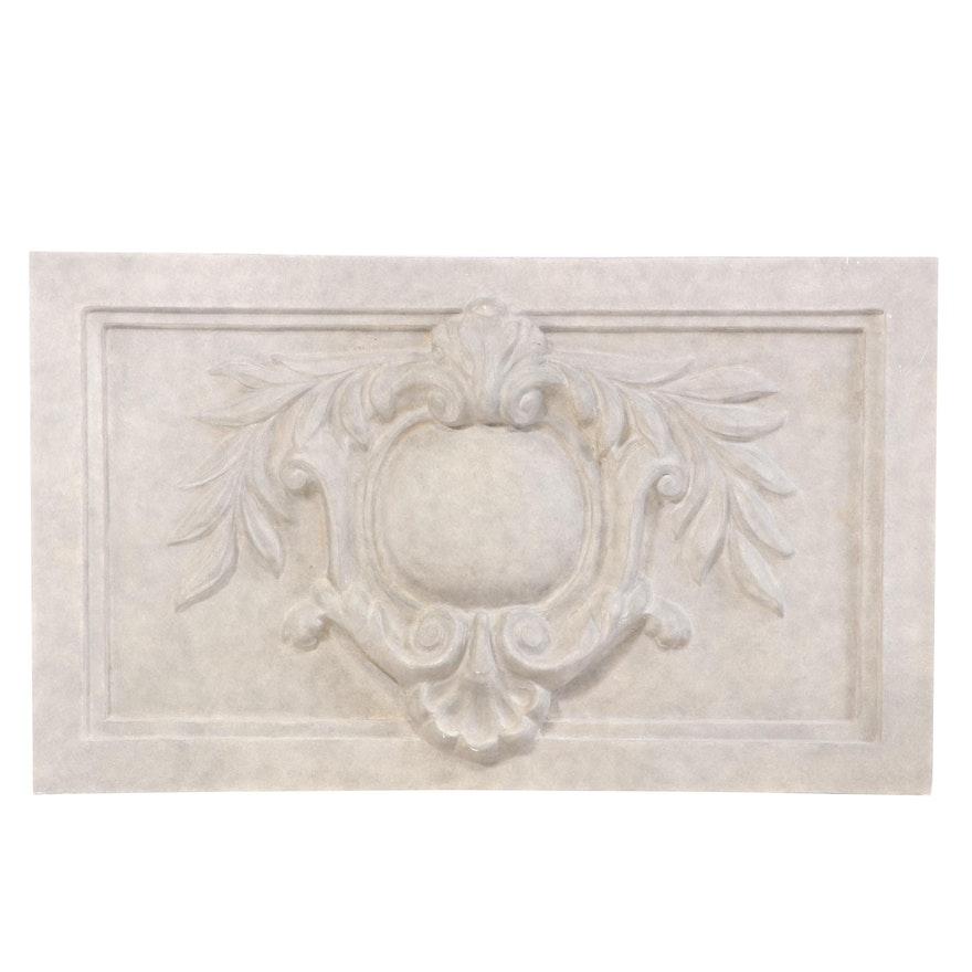 Baroque Style Fiberglass Architectural Wall Decor