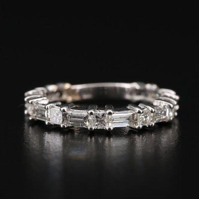 18K 1.45 CTW Diamond Band
