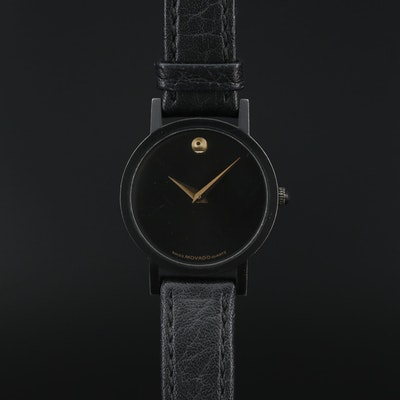Movado Museum Quartz Wristwatch