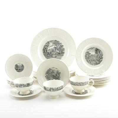"Wedgwood ""Geneva"" Ceramic Dinnerware, 1964–1968"