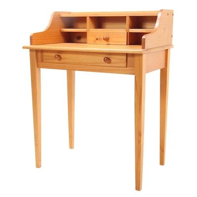Pine Student's Desk