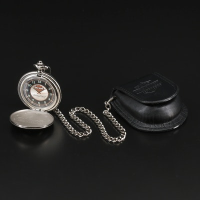 Harley-Davidson Heritage Softail Pocket Watch