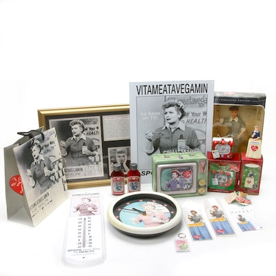 """Lucille Ball """"I Love Lucy"""" Themed Assortment"""