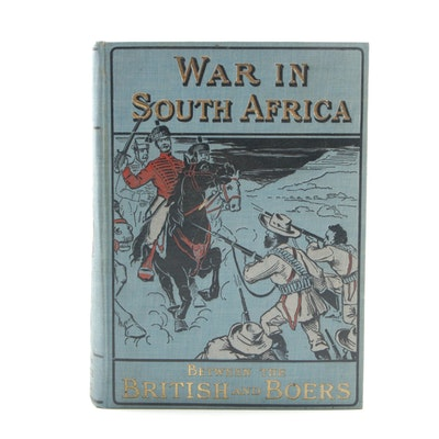 """History Of The War In South Africa"" by James H. Birch, Jr."
