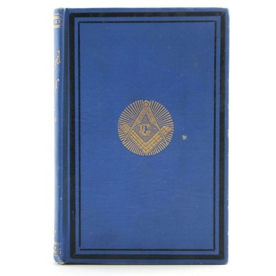 "1917 ""Standard Masonic Monitor"" by George Simons, with Revisions"