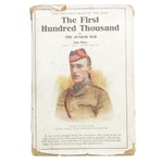 """First American Edition """"The First Hundred Thousand"""" by Ian Hay"""