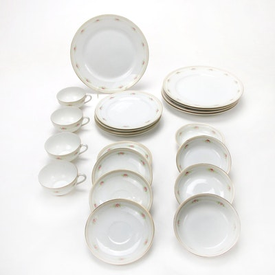 Noritake Hand-Painted Porcelain Dinnerware