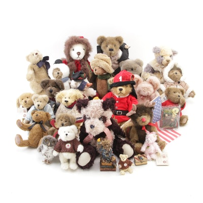 Boyds Stuffed Toys and Figurines and Other Stuffed Toys