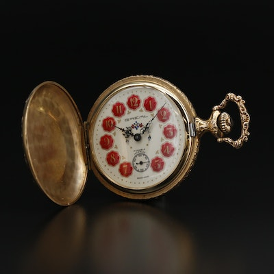 Swiss Arnex Pocket Watch