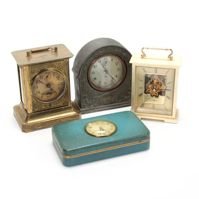 Howard Miller, New Haven and Other Mantel Clocks, 20th Century