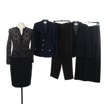 St. John Brand Suits and Separates