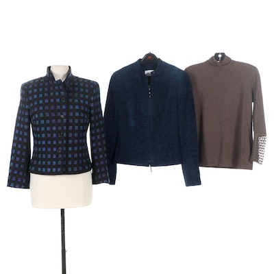 Akris Jackets and Sweater