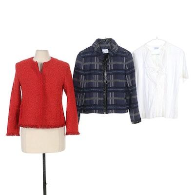 Akris Jackets and Shirt