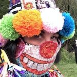 Pam Kravetz Custom Mask and Private Tour For ArtsWave