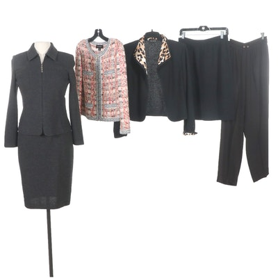 St. John Suits and Separates