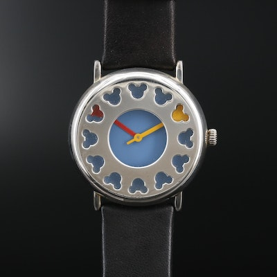 Michael Graves Mickey Mouse Limited Edition Wristwatch
