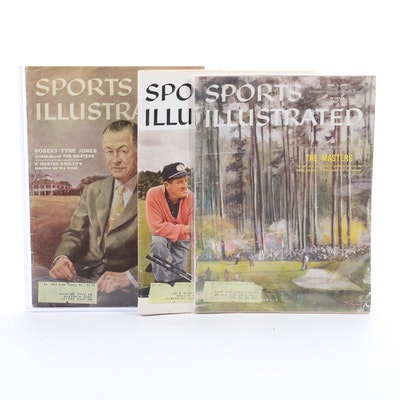 Sports Illustrated Golf Issues, c. 1960