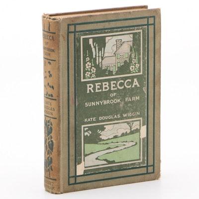 """Rebecca of Sunnybrook Farm"" by Kate Douglas Wiggin, 1903"