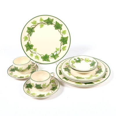 "Franciscan ""Ivy American"" Earthenware Dinnerware, 1948–1983"