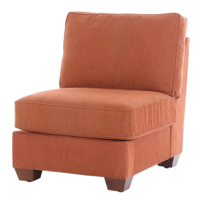 Upholstered Jason Armless Chair