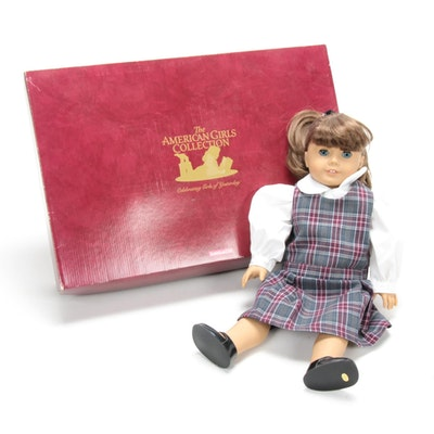 "American Girl ""Samantha"" Doll with ""Sweet Dreams, Samantha"" Bed"