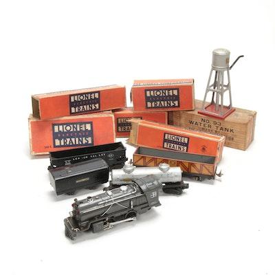 Lionel O Gauge Electric Model Train Cars